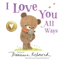 Jacket Image For: I Love You All Ways