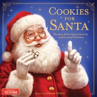 Jacket Image For: Cookies for Santa