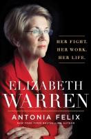 Jacket Image For: Elizabeth Warren