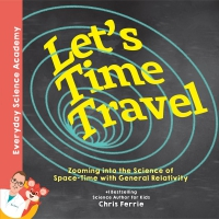 Jacket Image For: Let's Time Travel!