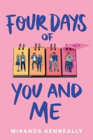 Jacket Image For: Four Days of You and Me