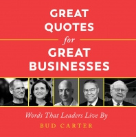 Jacket Image For: Great Quotes for Great Businesses