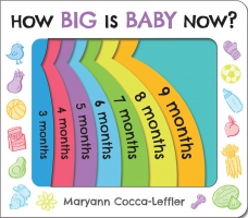 Jacket Image For: How Big Is Baby Now?