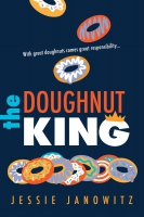 Jacket Image For: The Doughnut King