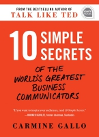 Jacket Image For: 10 Simple Secrets of the World's Greatest Business Communicators