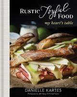 Jacket Image For: Rustic Joyful Food