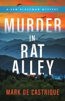 Jacket Image For: Murder in Rat Alley