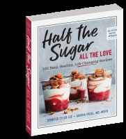 Jacket Image For: Half the Sugar, All the Love