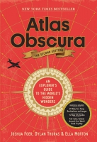 Jacket image for Atlas Obscura, 2nd Edition