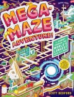 Jacket Image For: Mega-Maze Adventure!