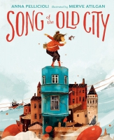 Jacket Image For: Song of the Old City