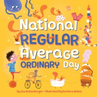 Jacket Image For: National Regular Average Ordinary Day
