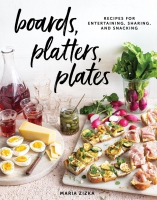 Jacket image for Boards, Platters, Plates
