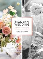 Jacket Image For: Modern Wedding