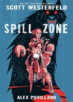 Jacket Image For: Spill Zone