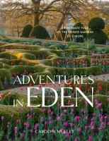 Jacket Image For: Adventures in Eden