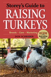 Jacket image for Storey's Guide to Raising Turkeys
