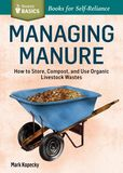 Jacket Image For: Managing Manure