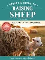 Jacket Image For: Storey's Guide to Raising Sheep, 5th Edition