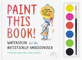 Jacket Image For: Paint This Book!
