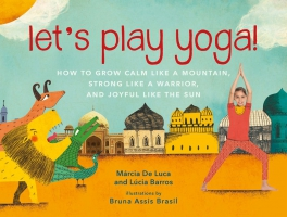 Jacket Image For: Let's Play Yoga!