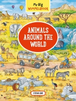 Jacket Image For: My Big Wimmelbook - Animals Around the World