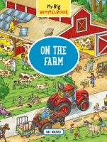 Jacket Image For: My Big Wimmelbook - On the Farm