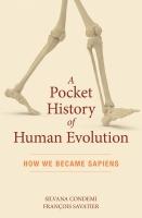 Jacket Image For: A Pocket History of Human Evolution