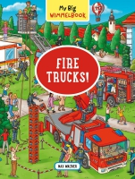 Jacket Image For: My Big Wimmelbook - Fire Trucks