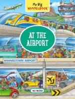 Jacket Image For: My Big Wimmelbook - At the Airport
