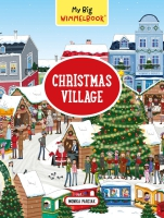 Jacket Image For: My Big Wimmelbook Christmas Village