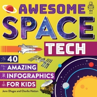 Jacket Image For: Awesome Space Tech