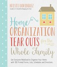Jacket Image For: Home Organization Tear Outs for the Whole Family