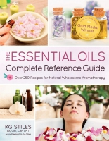 Jacket Image For: Encyclopedia of Essential Oils