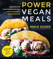 Jacket image for Power Vegan Meals
