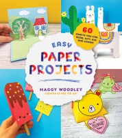 Jacket image for Easy Paper Projects