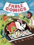 Jacket image for Fable Comics
