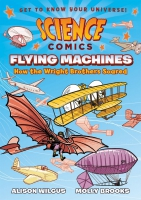 Jacket Image For: Science Comics: Flying Machines