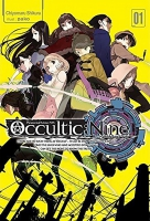 Jacket Image For: Occultic;Nine Vol. 1