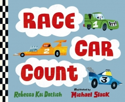 Jacket Image For: Race Car Count