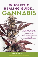 Jacket Image For: The Wholistic Healing Guide to Cannabis