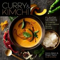Jacket Image For: Curry & Kimchi