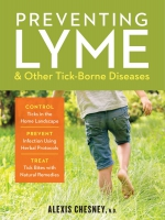 Jacket Image For: Preventing Lyme and Other Tick-Borne Diseases
