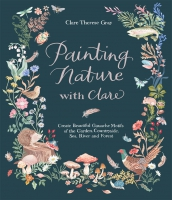 Jacket Image For: Painting Nature with Clare