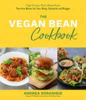 Jacket Image For: The Vegan Bean Cookbook
