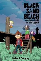 Jacket Image For: Black Sand Beach 1: Are You Afraid of the Light?