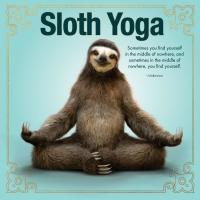 Jacket Image For: Sloth Yoga