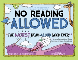 Jacket Image For: No Reading Allowed
