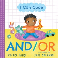 Jacket Image For: I Can Code: And/Or