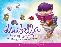 Jacket Image For: Isabella: Star of the Story